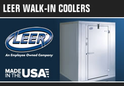 Walk-in Cooler Promotion